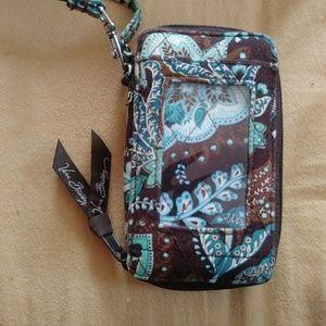 Vera Bradley's Cell phone/ID holder